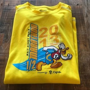 2013 Walt Disney World Half Marathon race shirt